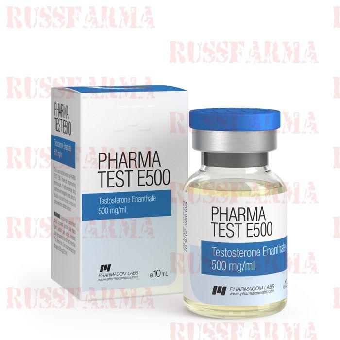 TEST E500 Тестостерон энантат
