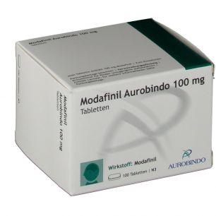 Модафинил 100мг. 100таб