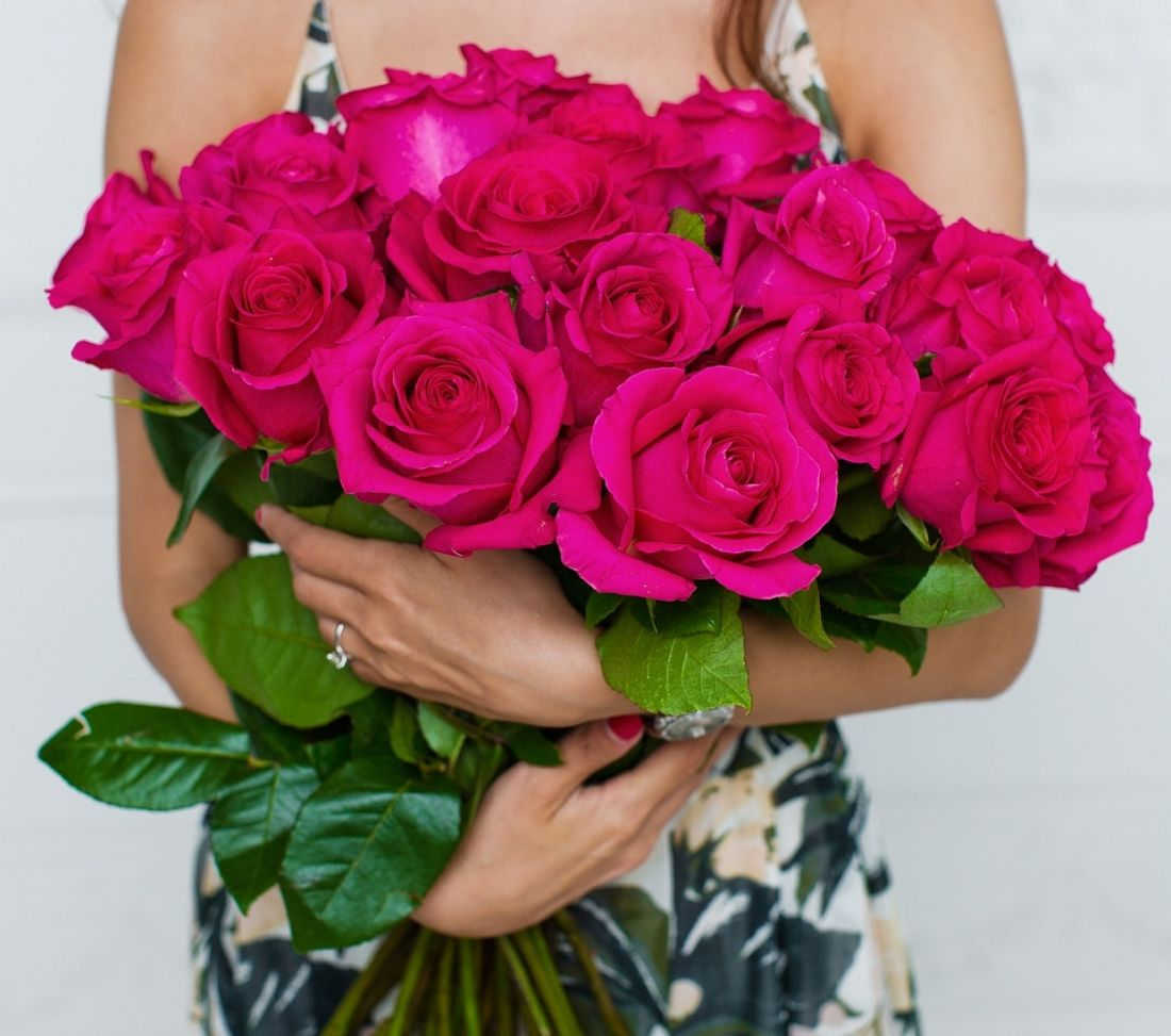25 роза Pink Floyd