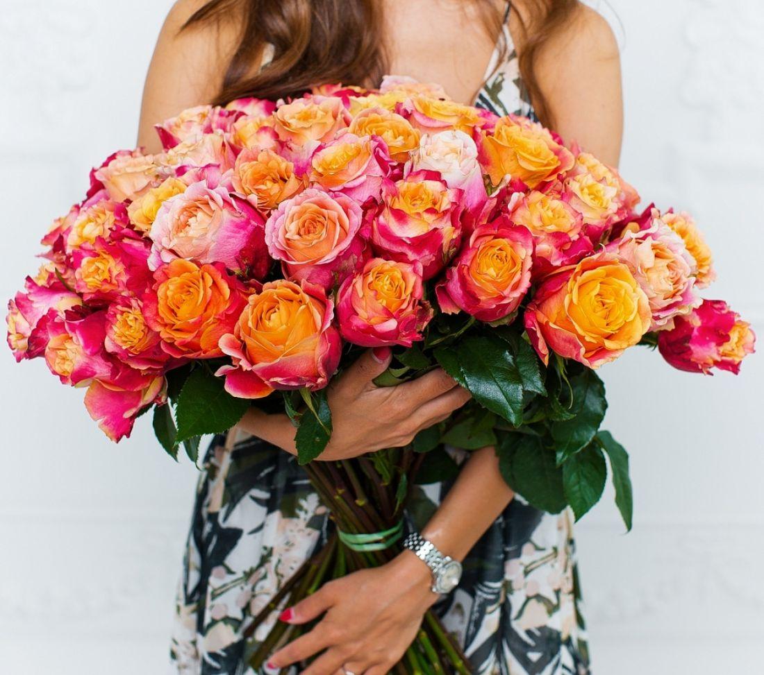 51 роза 3D