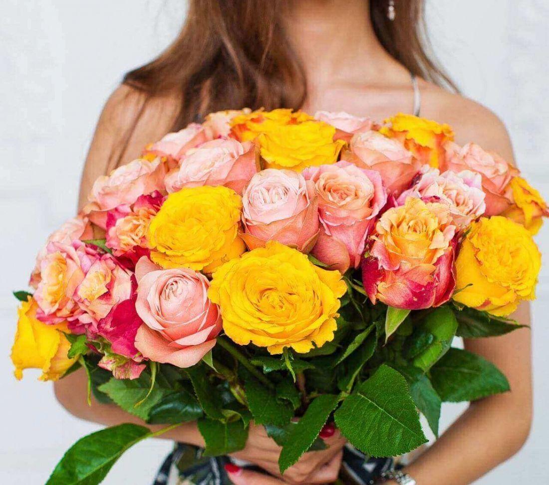 Весенний 31 роза
