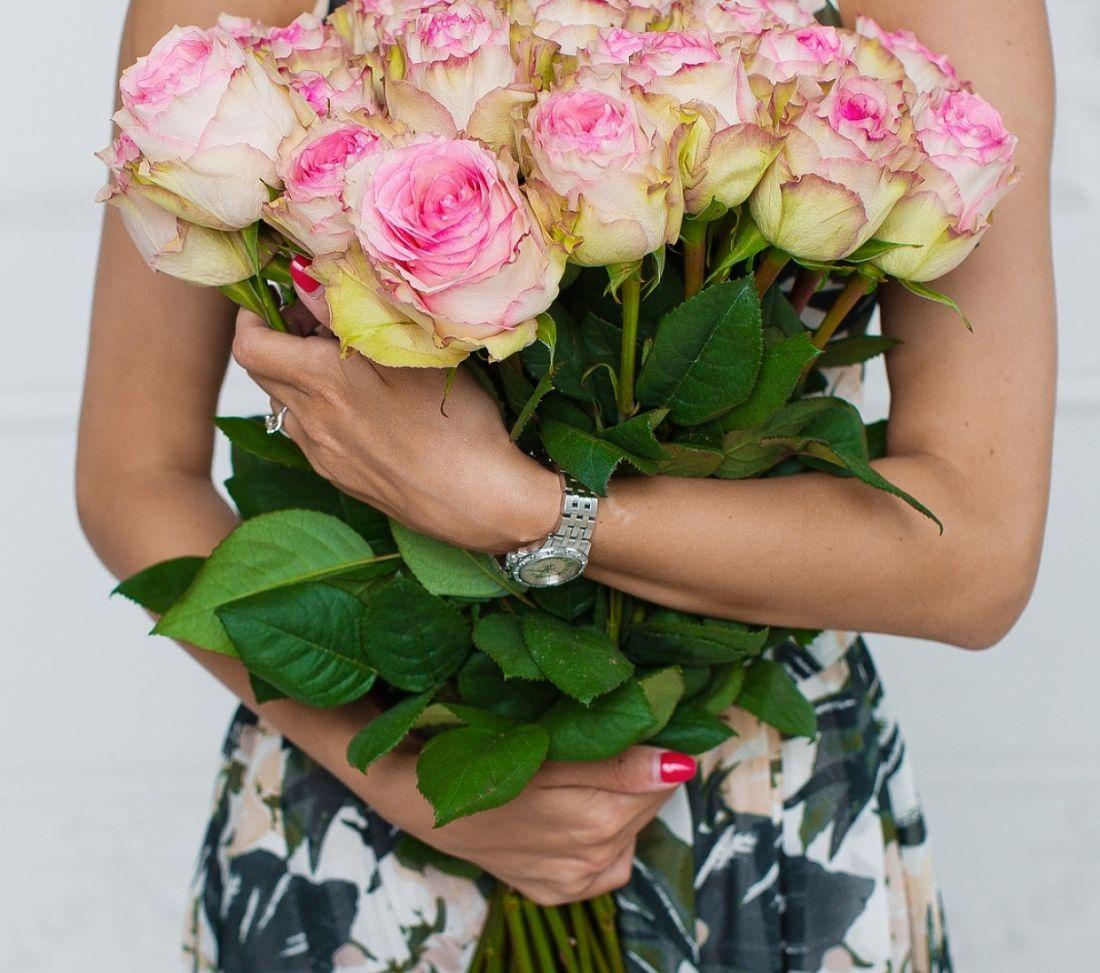 21 роза Esperance