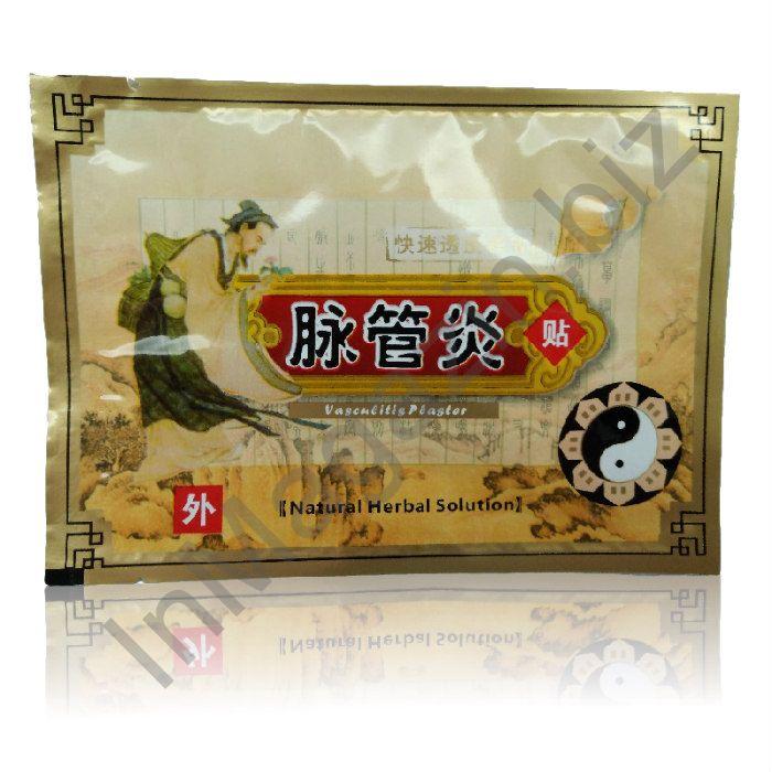 Пластырь от васкулита и варикоза купить китайский пластырь по доступной цене