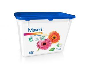 Капсулы для стирки цветного. Mayeri Color 18 шт.