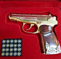 золотой пистолет макарова купить