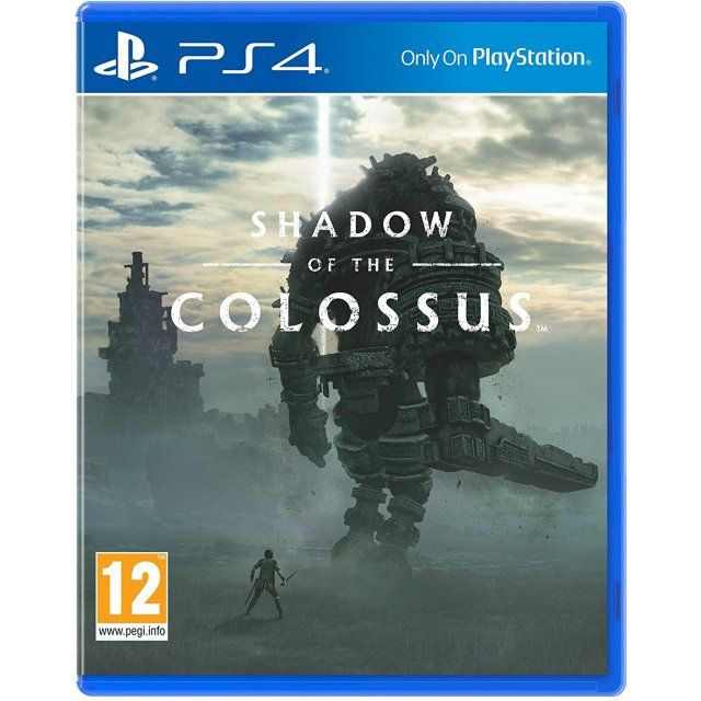 Игра Shadow of the Colossus В тени Колосса (PS4)