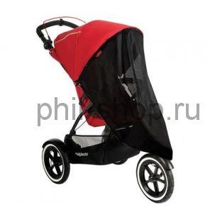 УФ защита (москитная сетка) для 1 ребенка для Phil and Teds Sport до 2019 года / Navigator