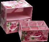 РК003 Цветочная рапсодия розовый