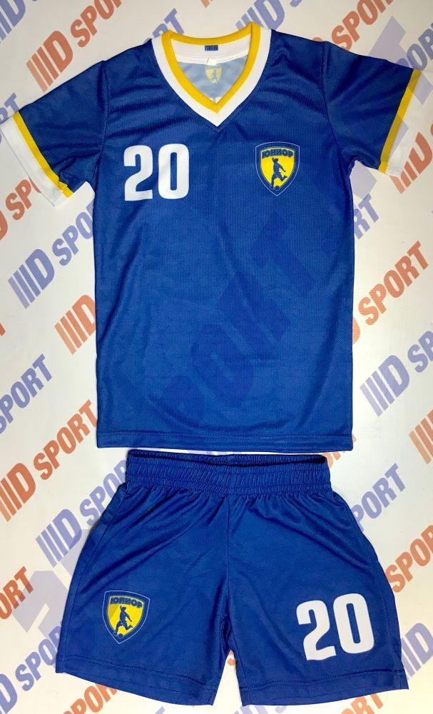 Другие фото  Комплект футбольной формы с длинным рукавом 8731dbda845
