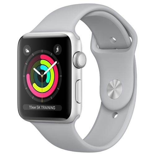 Смарт-часы Apple Watch Series 3 42mm Space Gray