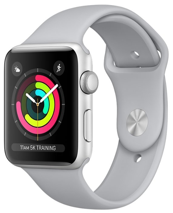 Смарт-часы Apple Watch Series 3 38mm Space Gray