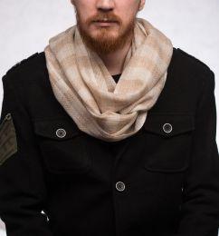 Мужской шарф из кашемира (Москва)