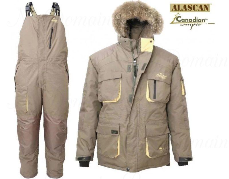 КОСТЮМ ЗИМНИЙ Canadian Camper ALASKAN, размер XL (56-58)