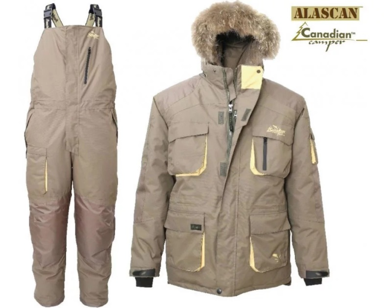 КОСТЮМ ЗИМНИЙ Canadian Camper ALASKAN, размер XXL (58-60)