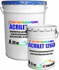 Двухкомпонентная цветная мастика для бассейнов Acrilet 1260