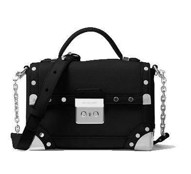 MICHAEL MICHAEL KORS Cori Small Bag Leather Crossbody