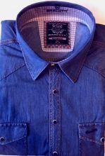 Сорочка мужская длинный рукав