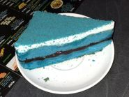 Чизкейк синий бархат