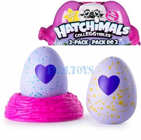 Набор Hatchimals фигурки 2 шт в ассорт.
