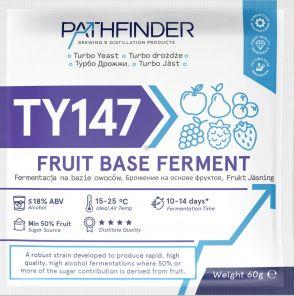 СПИРТОВЫЕ ДРОЖЖИ PATHFINDER FRUIT BASE FERMENT, 120 Г срок реализации июль 2019