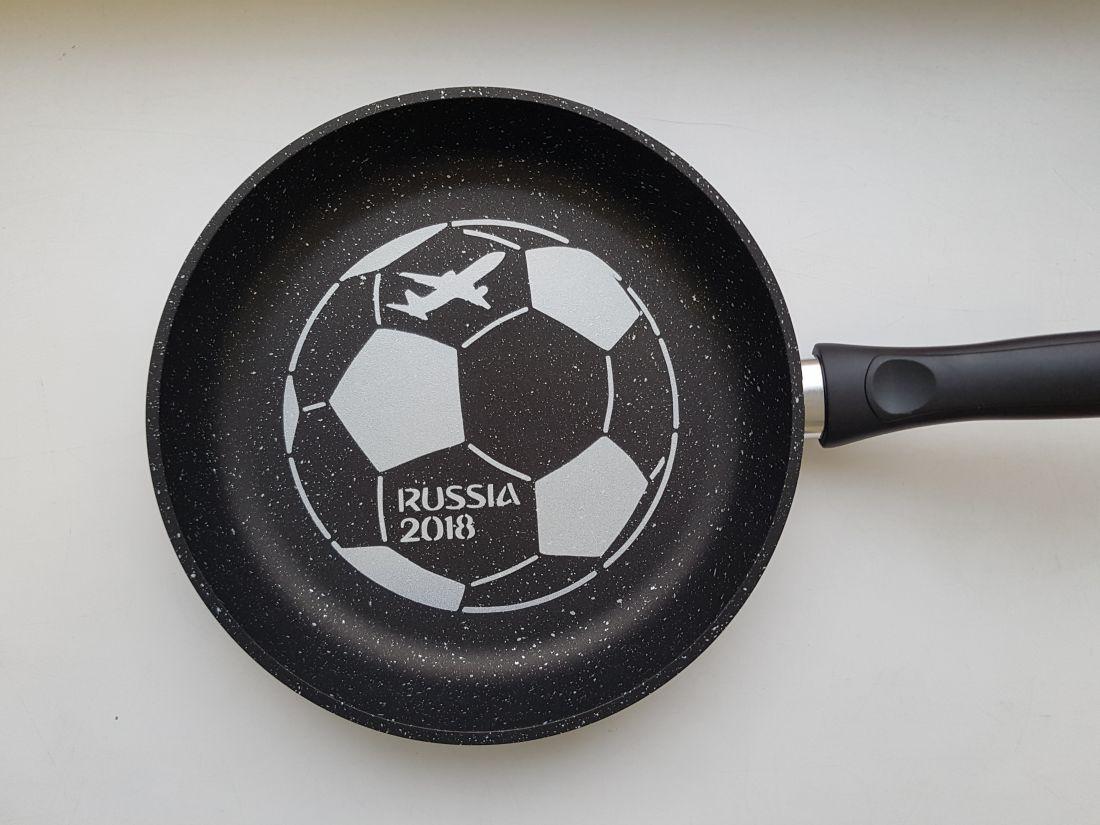 Сковорода 24 см. с логотипом