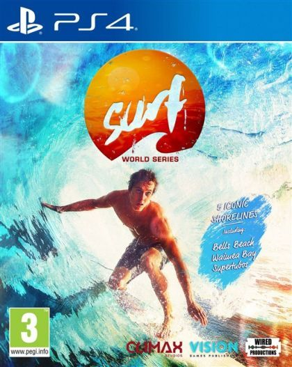 Игра Surf World Series (PS4)