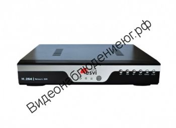 Гибридный видеорегистратор EVD-6104HLX-1