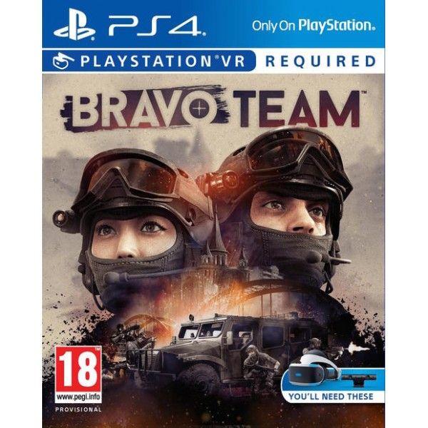 Игра Bravo Team (PS4 VR)