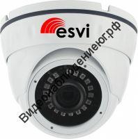 Купольная IP видеокамера EVC-DN-S20-P/A/C