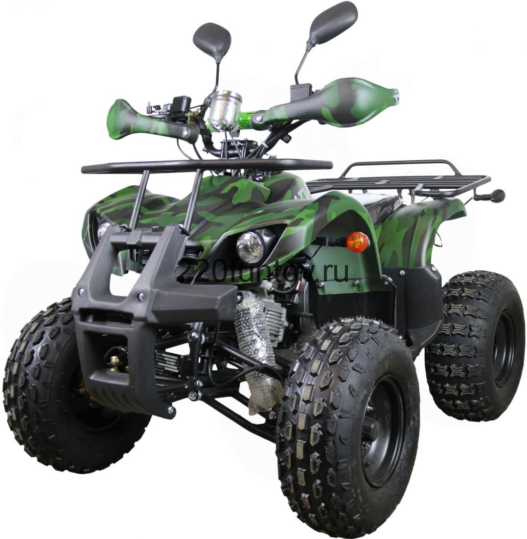 ATV Classic 8+ 49 cc Квадроцикл бензиновый