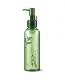 Innisfree Green tea cleansing oil 150ml - Очищающее масло увлажняющего