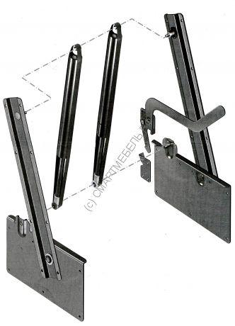 Фиксатор для горизонтального механизма 582