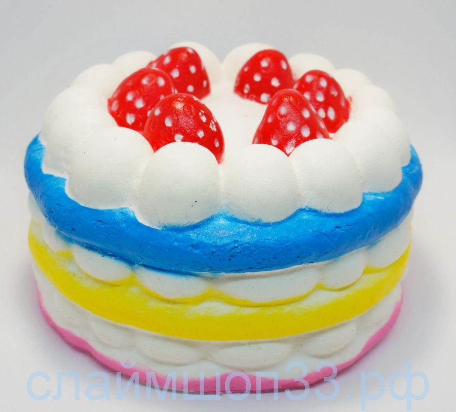 Сквиши тортик большой