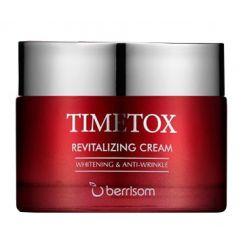 Berrisom Timetox Revitalizing Cream 50ml - антивозрастной восстанавливающий крем для лица
