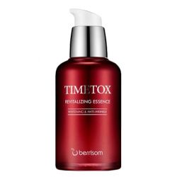 Berrisom Timetox Revitalizing Essence 50ml -антивозрастная восстанавливающая эссенция для лица