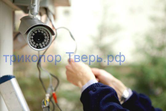 комплект видеонаблюдения на дом 4 камеры ( 2Мп аналог )