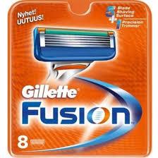 и: Gillette Fusion сменные кассеты (8 шт)