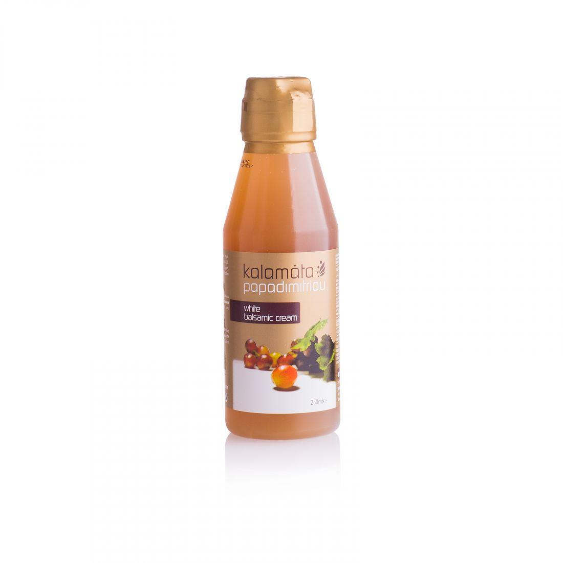 Бальзамический соус белый Kalamata Papadimitriou - 250 мл - в пластике