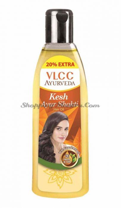 Укрепляющее масло для волос VLCC Ayurveda Kesh Ayur Shakti Hair Oil