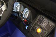 салон детского электромобиля Mercedes-Benz G65 синий матовый