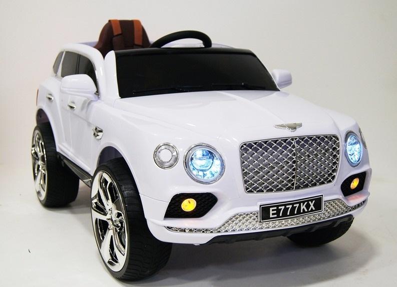 191.Bentley white