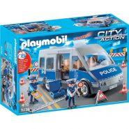 """Набор Playmobil 9236 """"Полицейский автомобиль"""""""