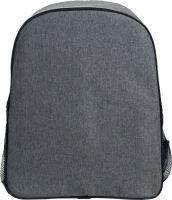 Изотермический терморюкзак Backpack 15 литров серый