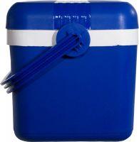 Изотермический контейнер пищевой Box Lite 20 литров синий сбоку