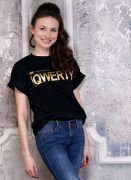 Женская футболка размер 42