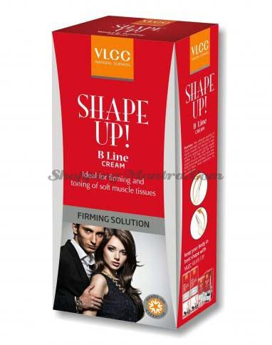 Укрепляющий крем для бюста VLCC Shape Up B Line Firming Cream