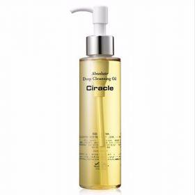 Ciracle Absolute Deep Cleansing Oil 150ml - гидрофильное масло для абсолютного очищения кожи