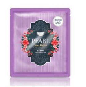 KOELF Pearl & Shea Butter Hydro Gel Mask Pack 30g - Гидрогелевая маска с жемчугом и маслом ши