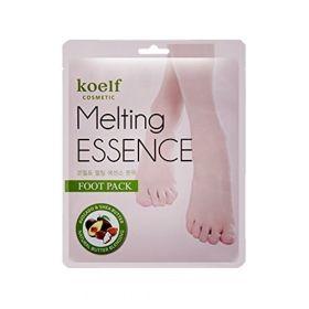 KOELF Melting Essence Foot Pack 16g - Смягчающая маска-носочки для ног