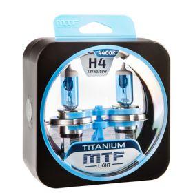 Галогеновые лампы MTF Titanium